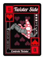 16. Twister Side
